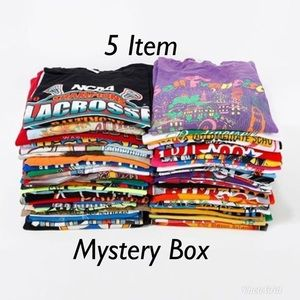 Men's Graphic Tee-Shirt Mystery Box